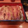 しらゆき - 料理写真:鰻重の松(2,300円)