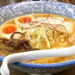 麺屋 鶏人 - 濃厚辛味噌