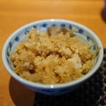 柴崎亭 - チャーシューご飯