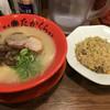 博多豚骨 たかくら - 料理写真:お得なセットA ¥1000
