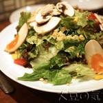 六本木 肉とワイン Uchibito - サラダ