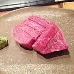 焼肉 マル - ヘレステーキ