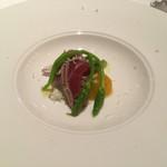 リストランテ テルツィーナ - 料理写真:本マグロのクルード