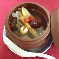 薬膳スープ(清補涼湯)
