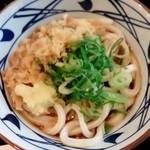 丸亀製麺 - ぶっかけうどん