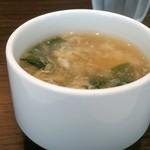 キャトルラパン - H28.2 ランチスープ