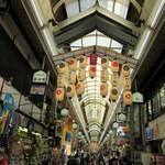 53397546 - 新京極アーケードもお祭りモードです。