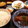 大皿料理 さかな家 - 料理写真:カレイ煮付け定食800円