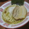 麺や 而今 - 料理写真:《限定》 淡麗三段仕込み