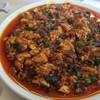 盛 - 料理写真:激辛麻婆豆腐