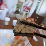 カフェ 凛 - 料理写真:月替わりランチ(税込1,000円)からキッシュ