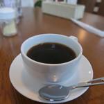 カフェ 凛 - ドリンク写真:ホットコーヒー