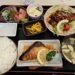 一歩 - おまかせ定食1,200円