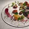 レストラン ルアイ - 料理写真:夜3900円のコースの前菜