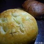 ottoパン - フォカッチャ ローズマリー&大人のクリームパン