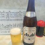 53413865 - お約束のビール