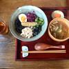 yusan - 料理写真:おかずのせ玄米ごはん