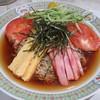 深川 - 料理写真:冷し中華(並)