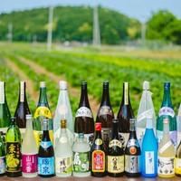 ◆新宿最大規模の品揃え!ここは焼酎のワンダーランド◆種類豊富な焼酎が勢揃い♪