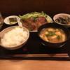 里空木 - 料理写真:日替わりランチ(豚のしょうが焼き)