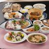 名鉄菜館 - 料理写真:雅コース6500円