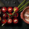 ■鯛めし付き昼膳「一汁十菜」■