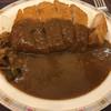 東京シェフズキッチン 浅草ヨシカミ - 料理写真:羽田空港 ヨシカミ これでマジに洋食屋のカツカレーなのか?