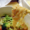 Vegie - 料理写真:トマトカレーつけ麺(麺180g)780円