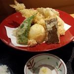 一誠 - 天ぷら定食
