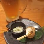個室居酒屋 呑蔵 - お通し❣️