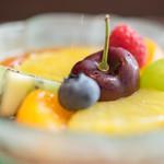 チャイナシャドー - 甜品(あまきもの)、櫻桃(さくらんばう)