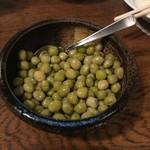 ビヤホールライオン - newえんどう豆