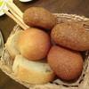 オステリアラブラ - 料理写真:パン