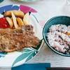 DiningBar Blue Table - 料理写真:ハワイアンBBQ    ¥1200
