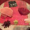 焼とり 鳥次 - 料理写真:オプションのトリ刺しとトリキモ