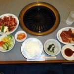 魯山 - 料理写真:ジャンボセット