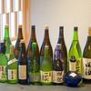 日本料理 浜風 - ドリンク写真:プレミアム日本酒