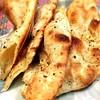 カンティプール - 料理写真:めちゃ美味しいナン