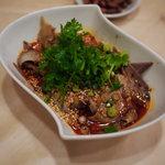 川菜館 - ザーサイ