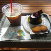 フラマリオン - 料理写真:スイーツとコーヒー、クッキーのおまけ付き