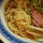 燦燦斗 - 珍しい太麺モチモチ