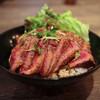 レッドロック - 料理写真:ステーキ丼 並☆