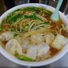 進京亭 - 料理写真:味噌ワンタンメン