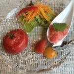 葉菜cafe - 料理写真:前菜