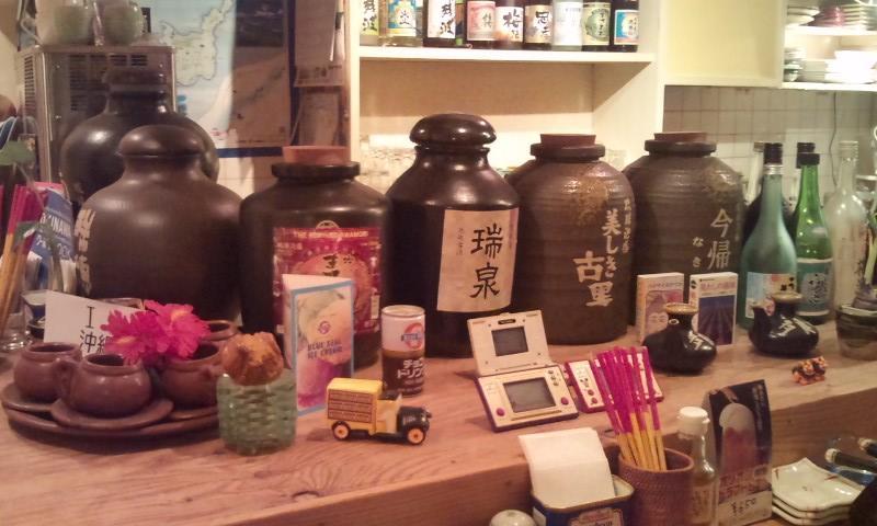 沖縄料理 ちゃんぷるーダイニング あしび