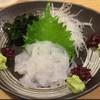 北陸料理しんえつ - 料理写真:白エビ