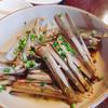 与作 - 料理写真:地元ではポピュラーなマテ貝