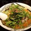カラシビ味噌らー麺 鬼金棒 - 料理写真:パクチーカラシビ味噌らー麺