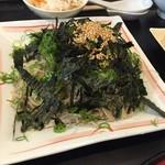 麺所 水野 - 新東京蕎麦