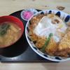 海浜館食堂 - 料理写真:かつ丼